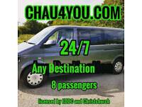 Airport transfers and more