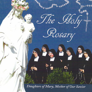 The Holy Rosary + Catholic Hymns CD LISTEN TO SAMPLE - Schubert Bach Gounod