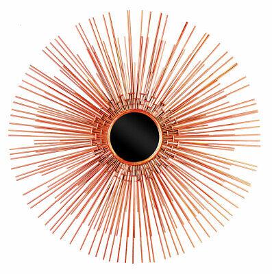 Espejo Sol Goldspiegel Barroco de Pared Sonnenspiegel Decorativo