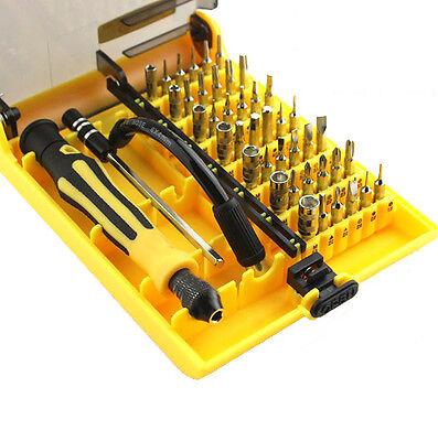 45 In 1 Precision Electron Torx Screwdriver Tool Set Repair Computer Phone 4501