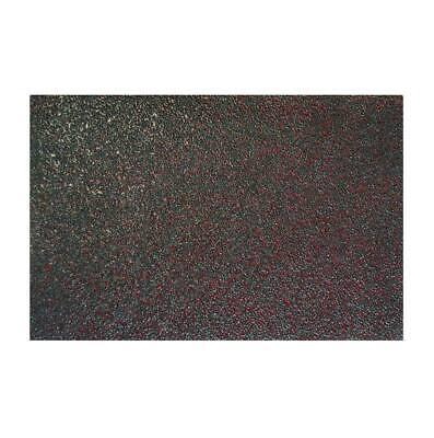 Virginia Abrasives Floor Sanding Square Sheets 80 Grit 10 Per Pack 12 X 18