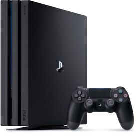 PlayStation 4 Pro - Boxed as new