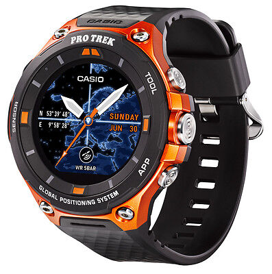 NEW CASIO PRO TREK PROTREK Smart WSD-F20-RG F/S tracking Limitied