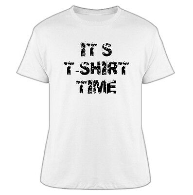 It's T Shirt Time Jersey Shore Funny T Shirt ](Funny Jersey Shore)