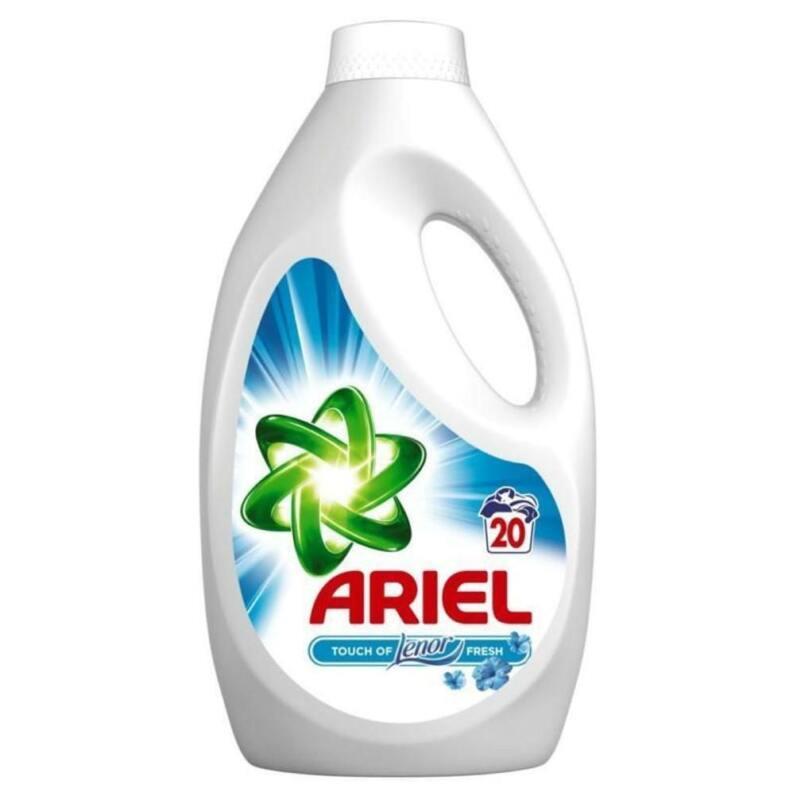 Ariel Touch of Lenor Liquid Laundry Detergent 1.1 L ( 20 WL )