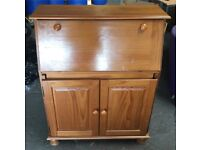 Lovely vintage bureau DELIVERY AVAILABLE