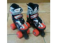 Roller skates adjustable size