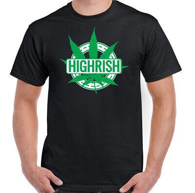 St Patricks Tag T - Shirt Highrish Herren - Herren St Patricks Tag Shirts