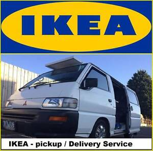 IKEA / DFO pickup / delivery service starting from $40.00 Richmond Yarra Area Preview