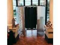 PhotoBooth Business Package with 3x Booths! Oval & Kids Booth; Selfie Pod, Website, Brand & More