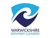Patio and Driveway Cleaning Coventry and Warwickshire