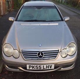 Mercedes Benz C200 CDI SE