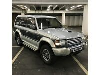 🔵 MITSUBISHI PAJERO 2.8 AUTO + PANROOF + 7 SEATER + ONLY 2 FORMER KEEPERS 🔵