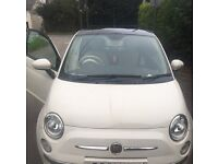 Fiat 500 quick sale as moving abroad