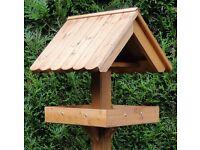 Wavy Edge Bird Table