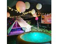 Hot Tub Hire Rental Sauna Spa Shisha Projector DJ Equipment Photographer London/Nationwide