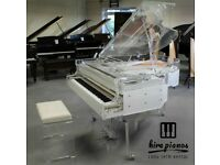 BRAND NEW - SELF PLAYING STEINHOVEN SG170 CRYSTAL GRAND PIANO