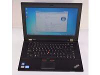 Lenovo IBM Thinkpad L430 ( t430 ) laptop 8gb ram Intel 4x 2.6ghz Quad Core i5-3rd gen processor