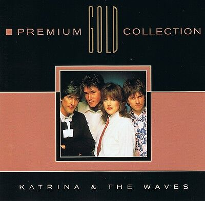 Katrina & The Waves - Premium Gold Collection - CD NEU ---...