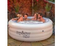 Lay Z Spa Hot Tub Package - Halloween, Christmas, New Years Eve