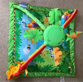 Fisher-Price Rainforest Gym RRP £60