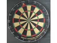 Halex Official Competition Dart Board
