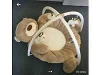 Bear Play Mat