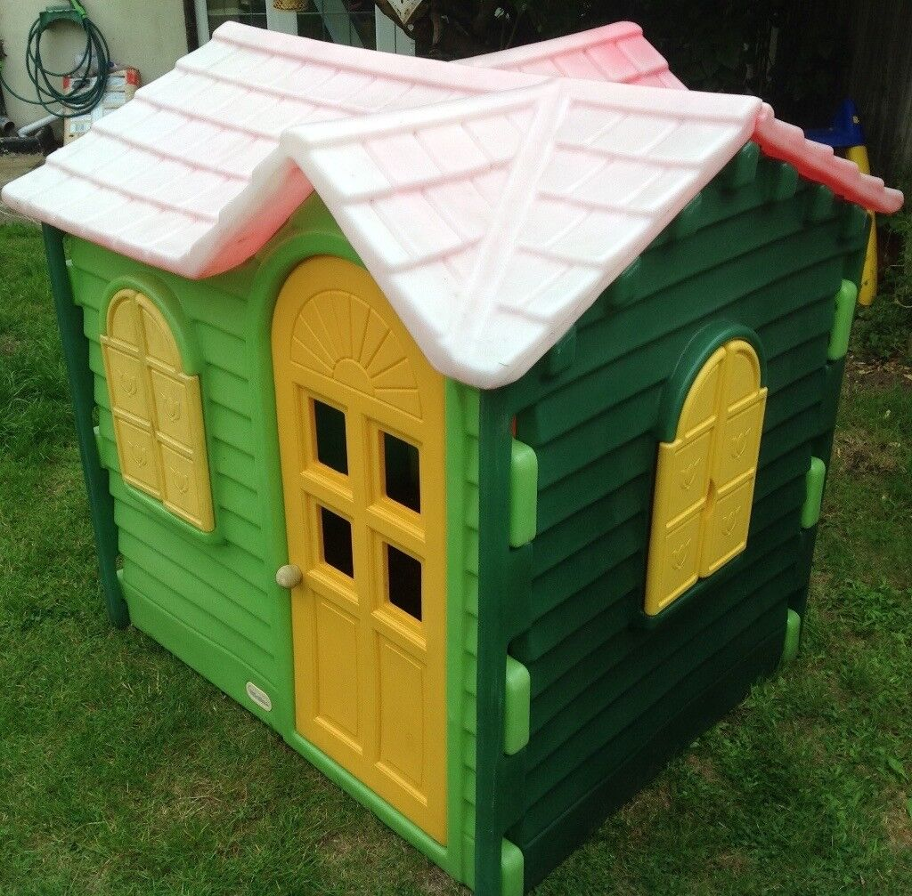 Marvelous Little Tikes Evergreen Playhouse Country Cottage Garden Play House For Sale In Broadstairs Kent Gumtree Download Free Architecture Designs Saprecsunscenecom