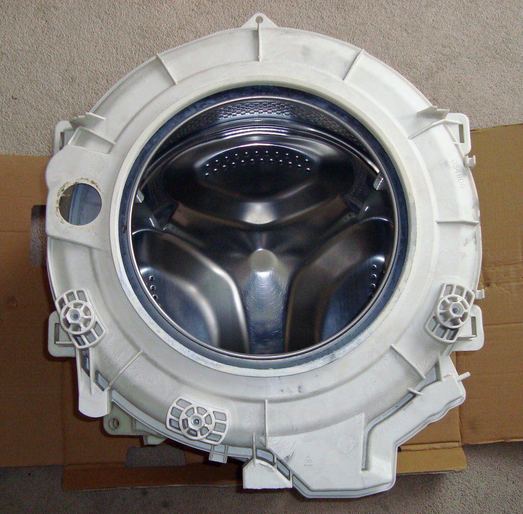 HOTPOINT Aquarius WMF760 Washing Machine Drum Tub Stainless Steel ...