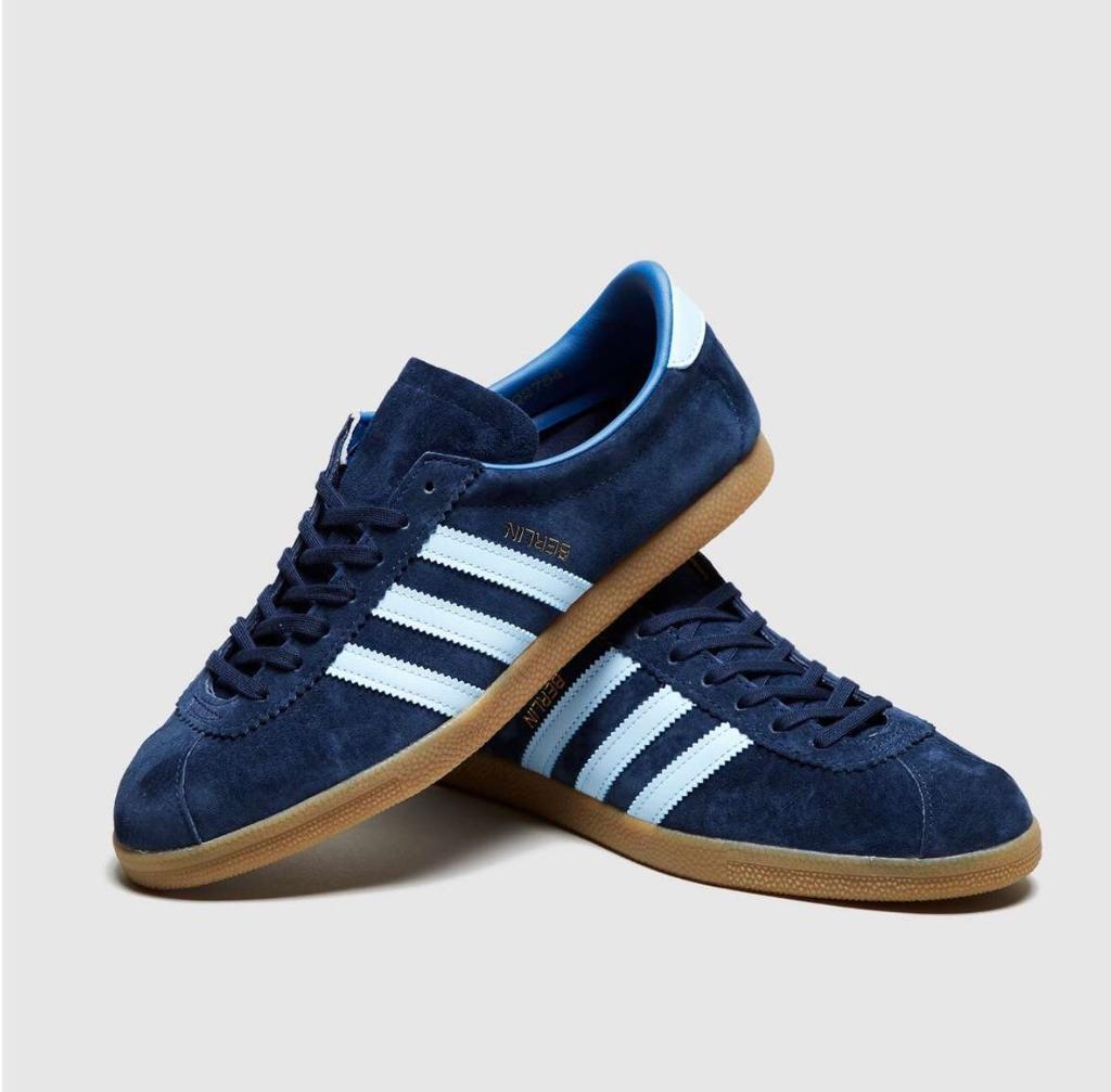 Adidas Berlin Trainers Size 10