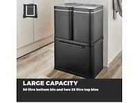 Tower Freedom Premium Black Recycling System RRP £160