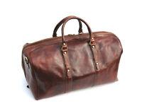 Italian Leather Travel Bags