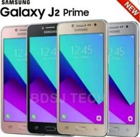 SAMAUNG J2 PRIME NEW SIM FREE £130