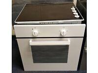 Single Oven + Ceramic Hob - 12 Month Warranty - £180