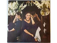 2 x Vinyl Records Ana Belen Very Good Condition
