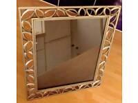 Decorative Metal Frame. Freestanding.