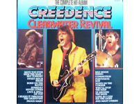 CREDENCE CLEARWATER REVIVAL - vinyl records