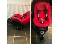 Maxi Cosi Pearl car seat 6mths - 4 yrs immaculate
