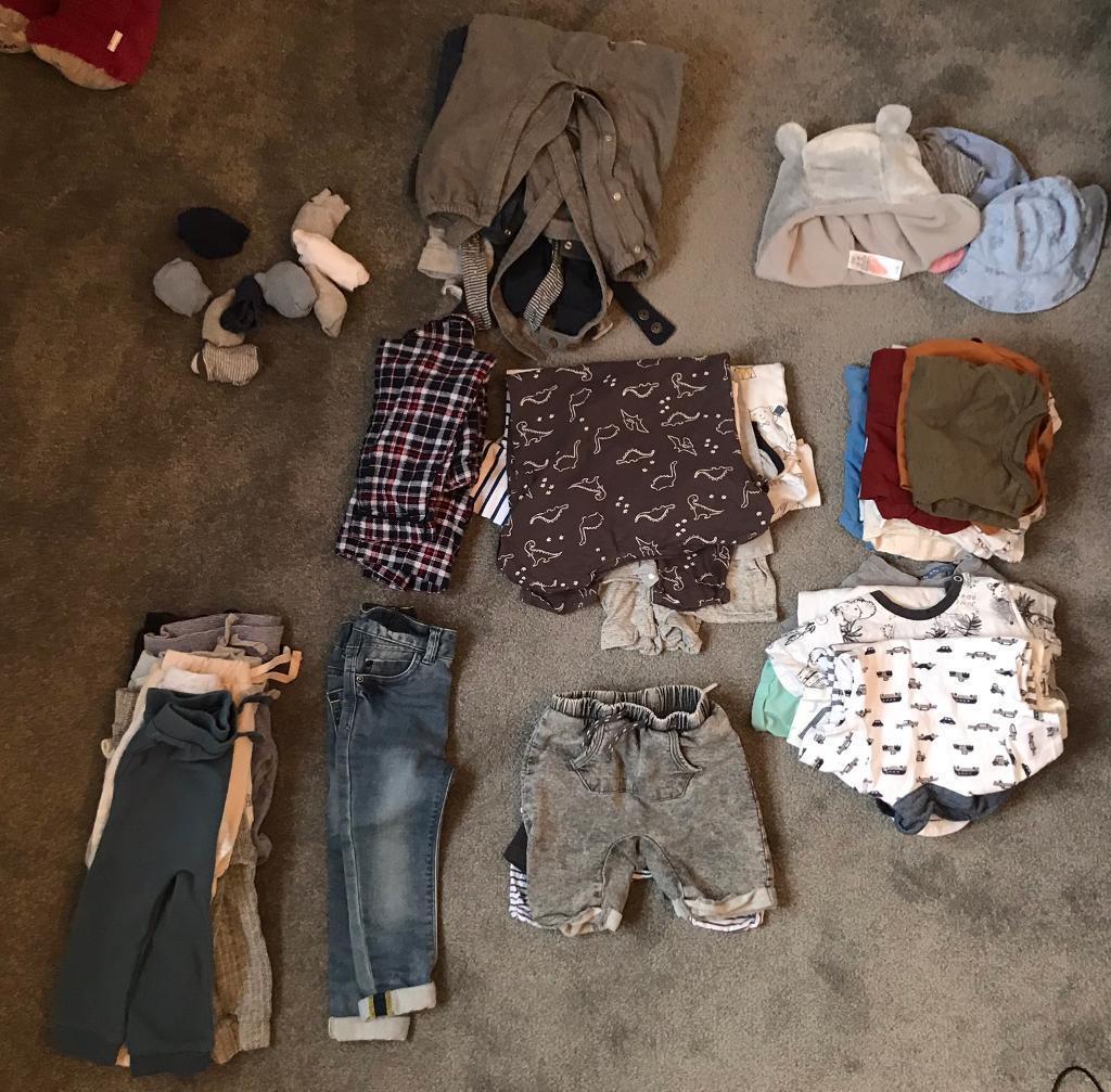 9b9685d27 Boys Clothes Bundle 12-18 Months.   in Ripley, Derbyshire   Gumtree