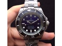 James Cameron Rolex Deepsea Sea-Dweller D-Blue - BOX, PAPERS, BAG!