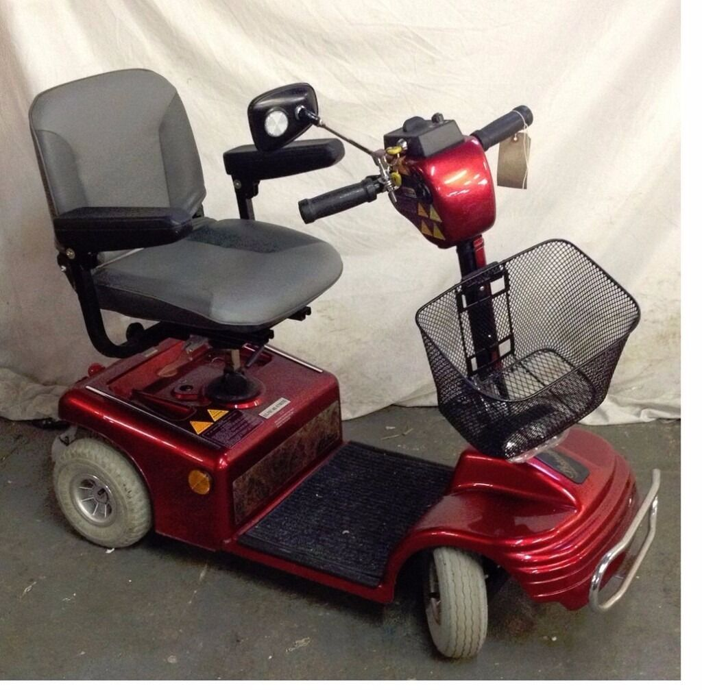 Mobility scooter Shoprider Sovereign