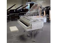 BRAND NEW STEINHOVEN CRYSTAL CONCERT GRAND PIANO
