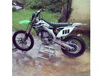 2014 KXF 450 CHEAP