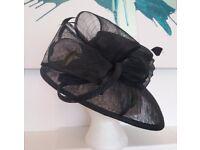Ladies Hat Black Worn Once