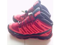 Salomon Women's Trekking/Hiking Boots UK Size 7
