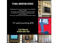 TV Wall Mounting Service & More