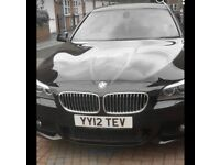 BMW 520D Msport 2012, FSH, 7 months MOT..*Reduced final price no lower offers*