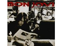 Bon Jovi ‎– Cross Road - CD