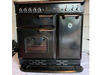 Range Master Classic 90 dual fuel cooker
