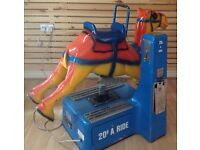 Amusement arcade ride on camel,20p a ride ,fully working ,highly reccomended